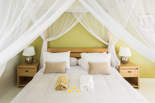 Deluxe Room – Double Bed / Twin Bed Garden or Pool View